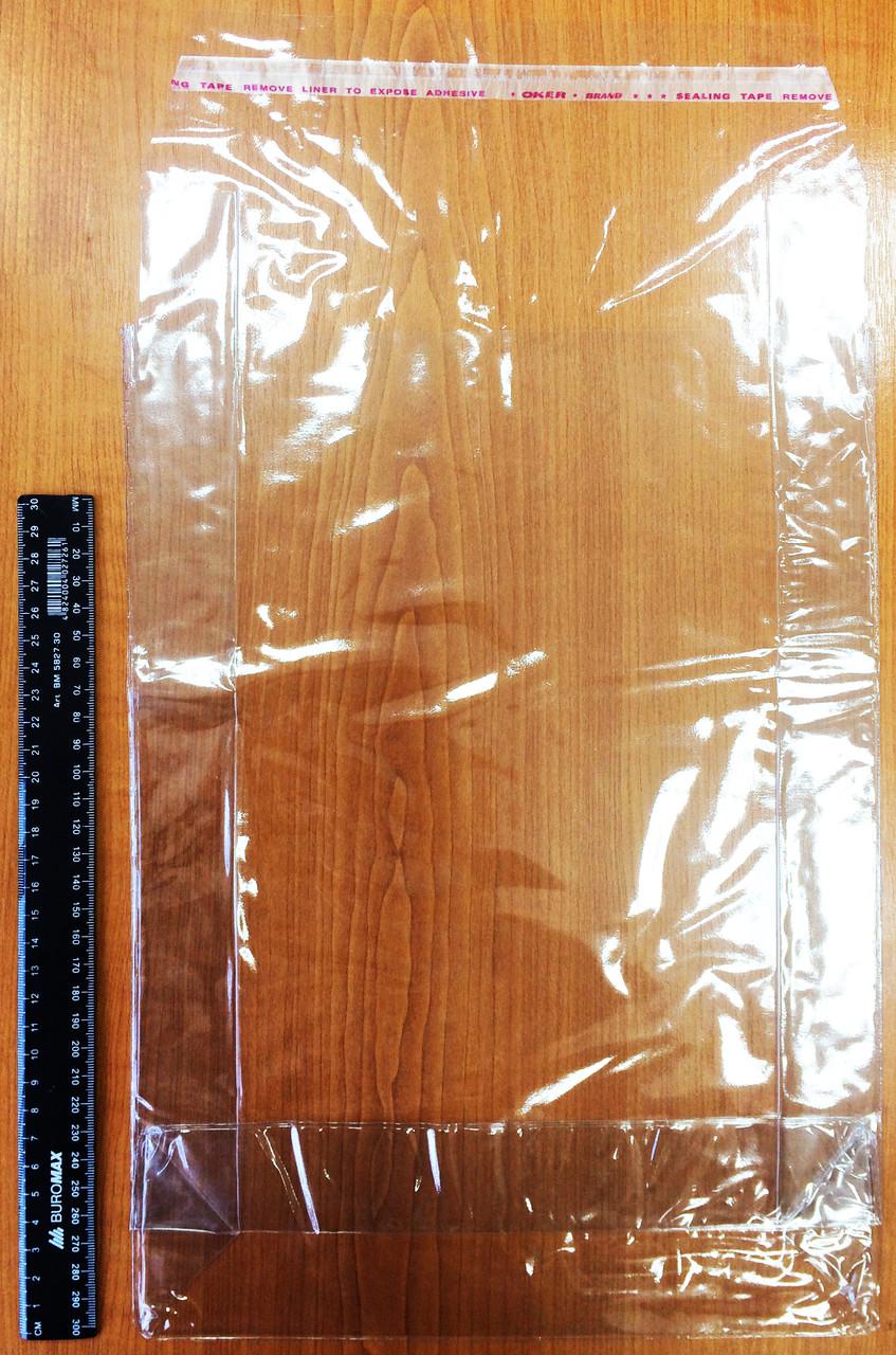 Пакет ПВХ об'ємний V70