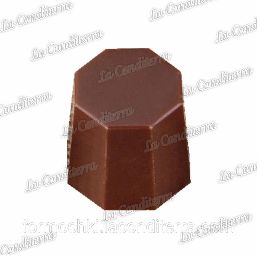 Поликарбонатная форма для шоколадных конфет MARTELLATO MA1350