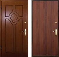 Входные металические двери Бюджет №1