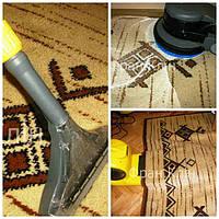Чистка килимових покриттів