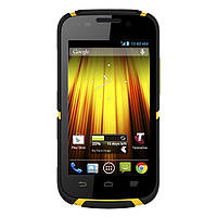 "Защищенный смартфон ZTE Telstra T83 yellow желтый IP67 (2SIM) 4"" 1/4 GB 0,3/5 Мп 2500 мАч оригинал Гарантия!"