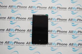 Дисплейный модуль для мобильного телефона Nokia Lumia 800 черный