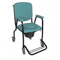 Кресло-каталка с санитарным оснащением Herdegen COMFORT