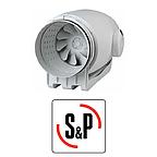 Вентиляционное оборудование Soler&Palau