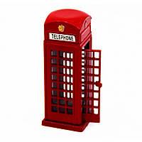 LONDON телефонная будка - точилка