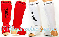 Защита для голени и стопы чулочного типа с фиксатором (на липучке) Elast 4613: 2 цвета, S/M/L