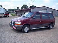 Лобовое стекло Dodge Grand Caravan (1984-1995), Додж Гранд Караван, XINYI