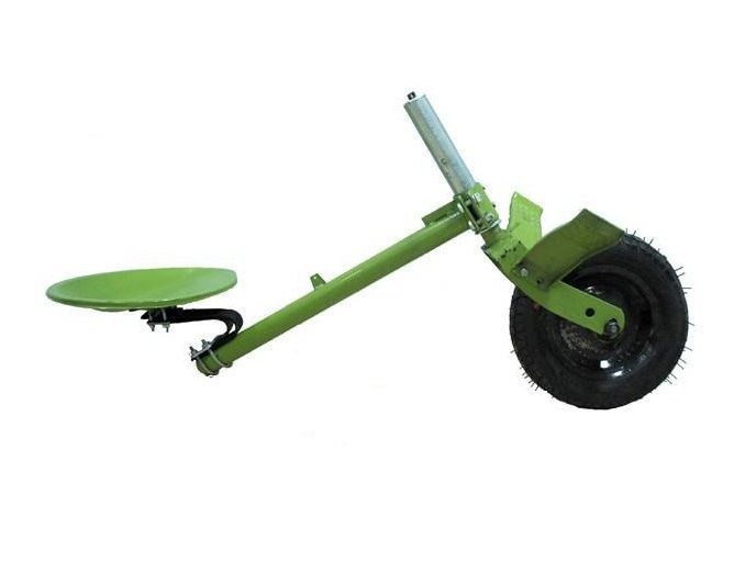Адаптер (сидіння) для грунтофрез з колесом