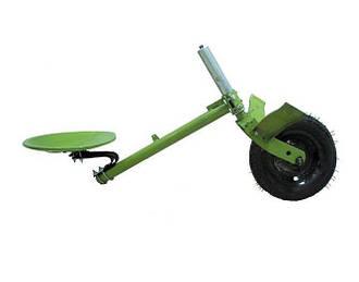 Адаптер (сиденье) для почвофрезы с колесом