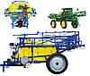 Как правильно выбрать тракторный опрыскиватель?