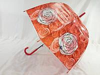 Зонт трость с глубоким куполом на карбоновой спице № 025 от Mario