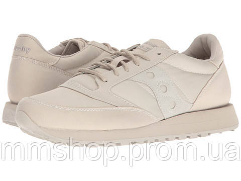 best sneakers 94304 000b6 Кроссовки мужские Saucony Originals Jazz O Mono - Light Grey