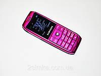 """Телефон Samsung 168 - 2sim - 1,6"""" - Fm - Bt - Camera - стильный дизайн, фото 1"""