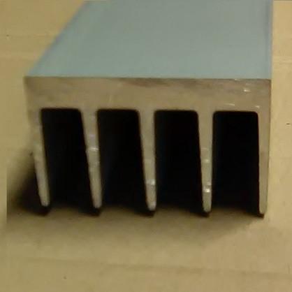 Радиатор алюминиевый 4,2*2,6 см