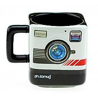 Кружка фотоаппарат  photomug