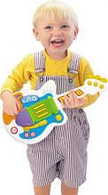 Музыкальная игрушка weina 2099 Рок-гитара