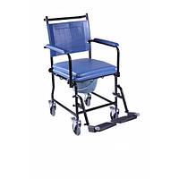 Кресло-каталка с санитарным оснащением Herdegen