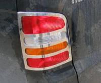 Хром накладки на задний стоп Volkswagen T5
