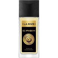 Мужской парфюмированный дезодорант 80 мл LA RIVE CASH MAN