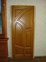 """Двери """"Виола"""". Массив - сосна."""