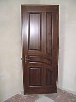 """Двери """"Скиф"""". Массив - сосна."""