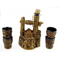 Винный набор Колодец, 5 предметов