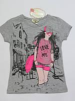 Детская футболка для девочек Marions 128р134р