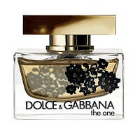 Женская туалетная вода Dolce&Gabbana The One Lace Edition (утонченный цветочно-восточный аромат)  AAT