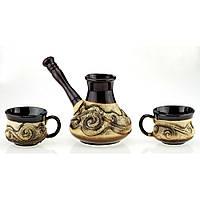 Кофейный набор Восток, 3 предмета