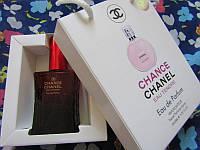 Парфюмированая туалетная вода Chanel Chance Eau Tendre(Шанель Шанс Еу Тендр) в упаковке 50 мл.