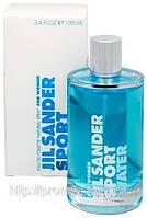 Женская туалетная вода Jil Sander Sport Water (освежающий цветочно-водяной аромат)  AAT