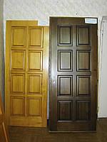 """Двери """"Порта"""". Массив - сосна."""