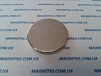 Неодимовые магниты D40*H5 сила сцепления 18 кг
