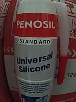 Герметик силиконовый Penosil Standart Universal Silicone универсальный белый 280мл, фото 1