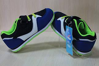 Детские фирменные кроссовки на мальчика тм BIKI р.26, фото 2