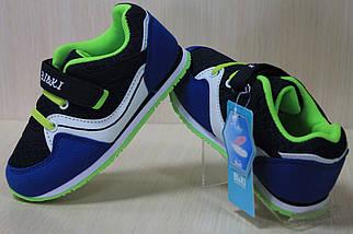 Детские фирменные кроссовки на мальчика тм BIKI р.26, фото 3