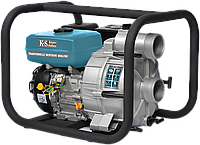 Könner&Söhnen KS 80 TW мотопомпа бензиновая для прокачки грязной воды