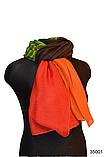 Шарф Соня оранжево-красный, фото 2
