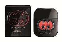 Женская туалетная вода Gucci Guilty Black (глубокий восточно-цветочный аромат)  AAT