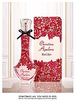 Женская парфюмированная вода Christina Aguilera Red Sin (яркий и провокационный фруктово-цветочный аромат)  AA