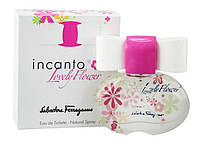 Женская туалетная вода Salvatore Ferragamo Incanto Lovely Flower  AAT