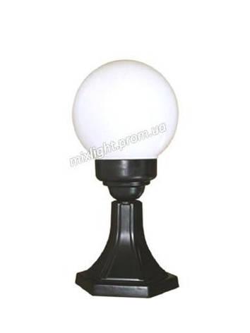 Садово парковый светильник столбик шар Delux PALACE D04, фото 2