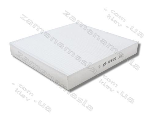 WIX WP9322 - фильтр салона (аналог sa-1182)