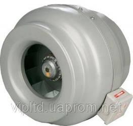 Промышленный круглый канальный вентилятор BVN BDTX 125, Турция