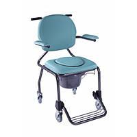 Кресло-каталка с санитарным оснащением Herdegen BEST UP