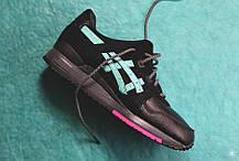 Мужские кроссовки Solefly x Asics Gel Lyte III Night Haven Black, фото 2