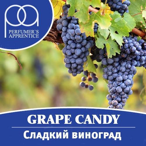 Ароматизатор TPA (TFA) Grape Candy (Виноград) 5мл