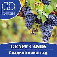 """Ароматизатор TPA (TFA) """"Grape Candy"""" 5мл"""