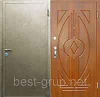 Входные металические двери Бюджет №3