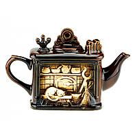 Чайник Камин